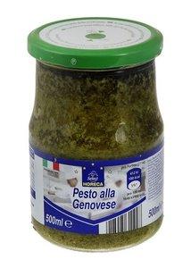 Соус Pesto alla Genovese Соус Песто по-генуэзски ТМ Horeca Select (Хорека Селект)