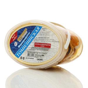 Коктейль из морепродуктов в масле томилинская ТМ СБ