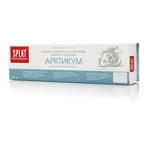 Биоактивная зубная паста Арктикум TM Splat (Сплат)