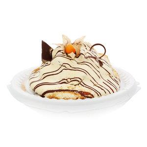 Торт бисквитный Медовик сметанный ТМ Фили-Бейкер