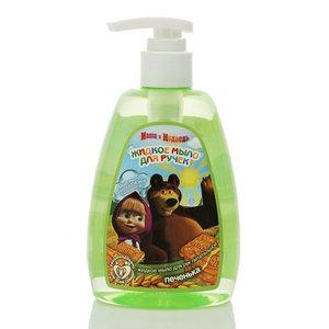 Жидкое мыло Печенька ТМ Маша и Медведь