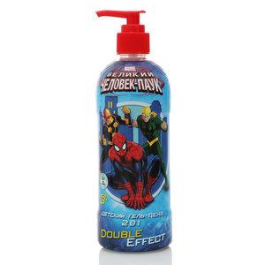 Детская гель-пена для ванн Двойной Эфект ТМ Человек-Паук