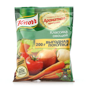 Приправа универсальная Классика овощей Ароматная ТМ Knorr (Кнорр)