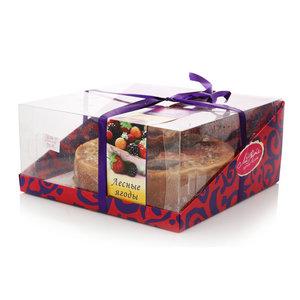 Торт Французский крепвиль лесные ягоды ТМ Малика