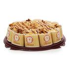 Торт Песочный медово-сметанный с орехами ТМ Метрополь