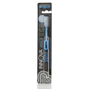 Деликатная зубная щетка с ионами серебра ТМ Innova (Иннова)
