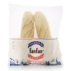 Половинка багета Cuisine de France замороженная ТМ FanFan (ФанФан), 2 шт