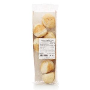 Булочка Французская замороженная ТМ Европейский Хлеб, 7 шт