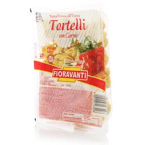 Макароны Тортеллини с мясом Tortelli con Carne, ТМ Fioravanti (Фиораванти)