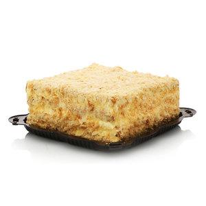 Торт Наполеон с заварным кремом ТМ Mirel (Мирель)