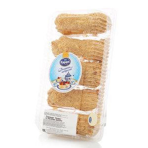 Пирожные эклеры с масляным кремом ТМ Карат плюс