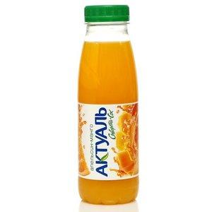 Сыворотка с соком апельсин и манго ТМ Актуаль