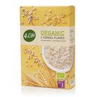 Хлопья органические 4-х зерновые моментального приготовления ТМ 4 Life (ФорЛайф)