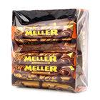 Ирис в молочном шоколаде с шоколадной начинкой внутри ТМ Meller super (Меллер супер), 21*36г