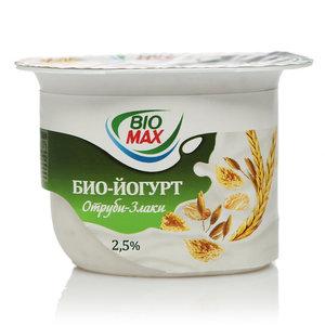 Био-йогурт отруби-злаки ТМ BioMax (БиоМакс)