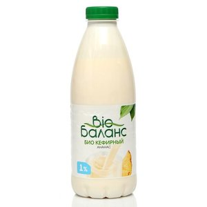 Кефир ананас 1% BioБаланс (БиоБаланс)