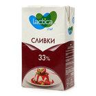 Сливки 33% ТМ Lactica Chef (Лактика Шеф)