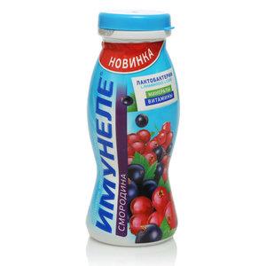 Имунеле с соком черная и красная смородина 1,2% ТМ Imunele (Имунеле)