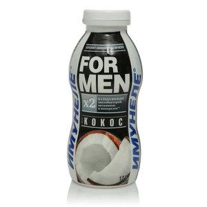 Имунеле For Men (Для мужчин) со вкусом кокоса 1,2%