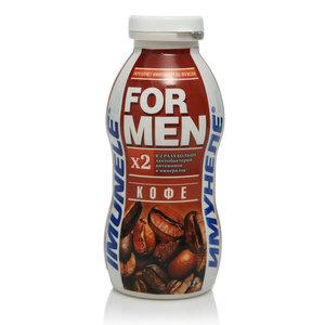 Имунеле For Men (Для Мужчин) вкус кофе 1,2%