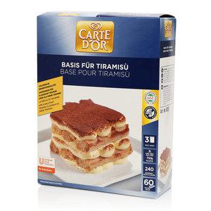 Десерт Тирамису. Сухая смесь. TM Carte d'Or (Карт Д'Ор)