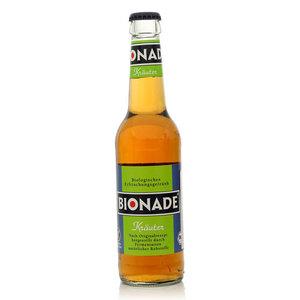 Напиток безалкогольный среднегазированный ТМ Bionade (Бионад) со вкусом пряных трав