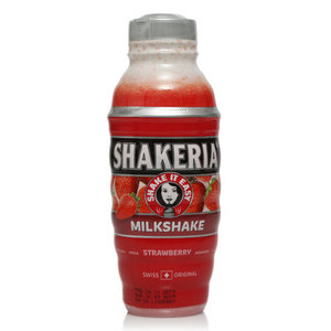 Коктейль молочный клубника 1,5% ТМ Shakeria (Шакериа)