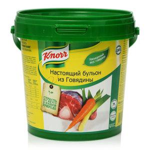 Настоящий бульон из говядины ТМ Knorr (Кнорр)