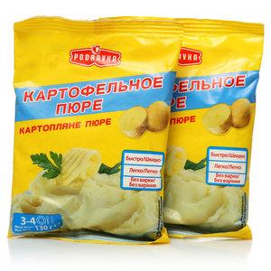 Картофельное пюре ТМ Podravka (Подравка) 2*130г