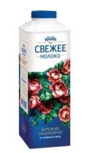 """Молоко пастеризованное 2,5% """"Большая Кружка"""""""