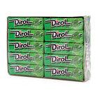 Жевательная резинка мята 30 пачек ТМ Dirol (Дирол)