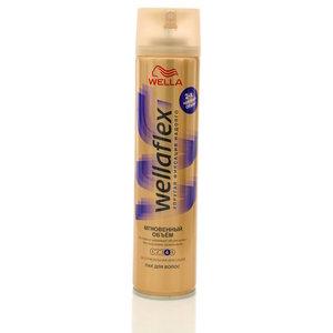 Лак для волос мгновенный объем ТМ WellaFlex (Веллафлекс)
