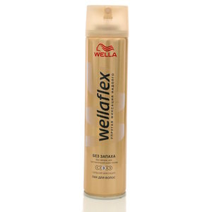 Лак для волос без запаха ТМ WellaFlex (Веллафлекс)