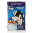 Корм для кошек с ягненком в желе ТМ Felix (Феликс)