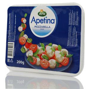 Сыр Mozzarella Mini Appetina (Моцарелла Мини Аппетина) ТМ Arla  (Арла)